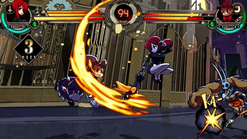Skullgirls XBLA patch in limbo due to file size