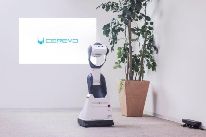 セレボのプロジェクターロボットTipron、ついに発売。スマホで指定した場所に自走、変形して画面投影