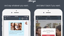 Strings is a messaging service that lets you delete those drunk texts