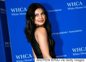 Priyanka Chopra Wows At White House Correspondents' Dinner