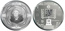 Dutch coins feature QR codes, promise 'surprises'