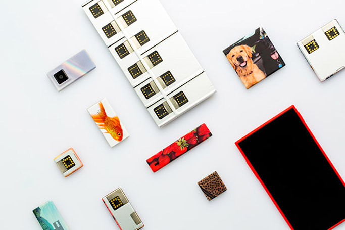 Google plans to let you design your own Project Ara phone with an app
