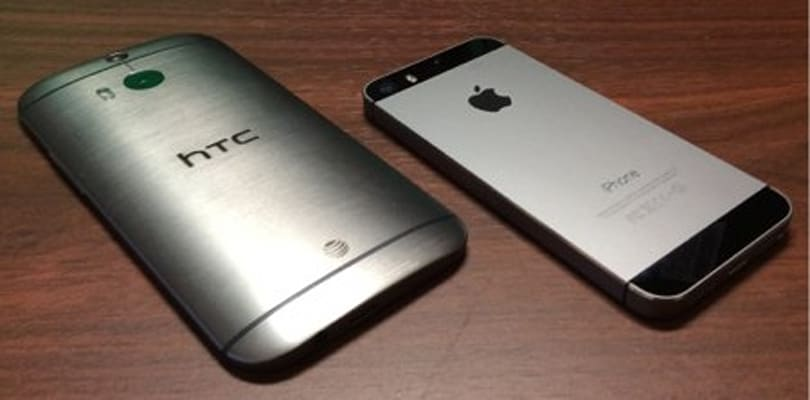The HTC One M8 is an Android phone made for iPhone lovers