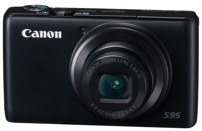 Canon PowerShot S95, the SD4500 IS, and SX130 IS play the low-light, HD video cards