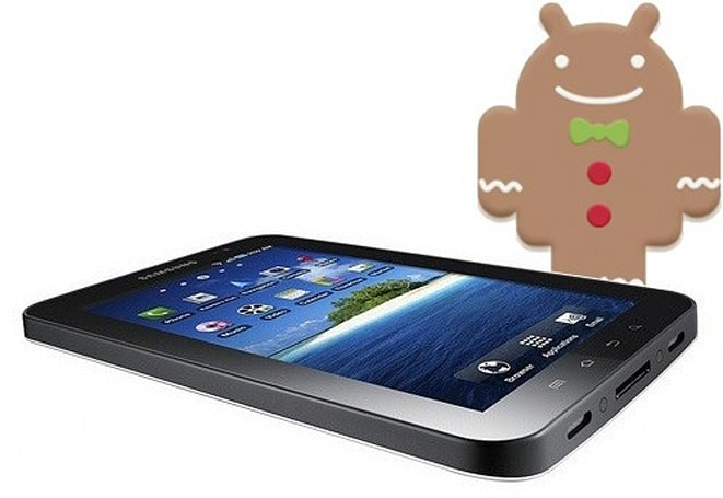 Sprint updates Samsung Galaxy Tab to Gingerbread, gets over post-holiday blues