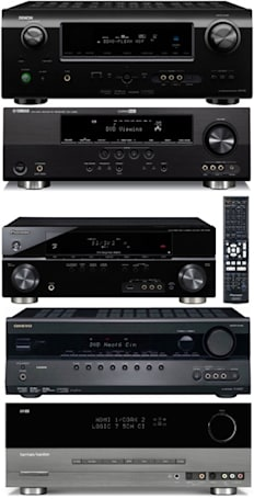 Audioholics overviews entry level receiver choices