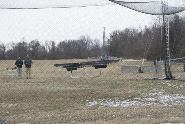 美军的悬浮自行车原型机起飞了