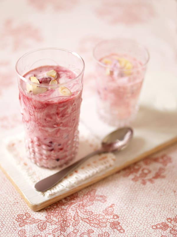 Very Berry & Fromage Frais Fool recipe