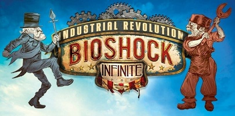 Lazy 8 on the Cogs behind BioShock Infinite: Industrial Revolution