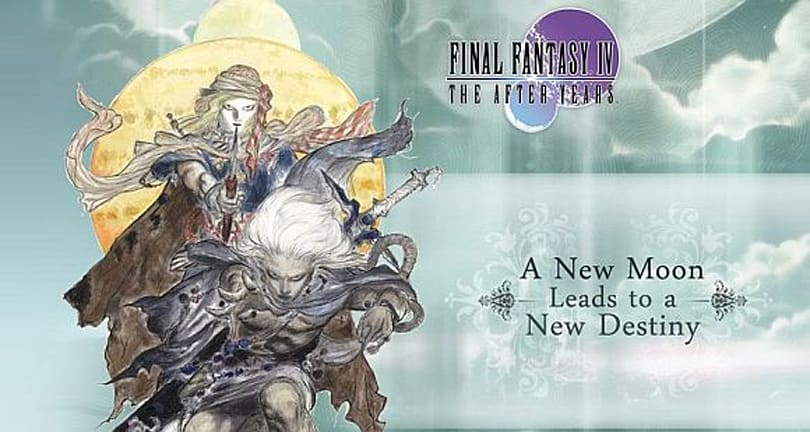 Final Fantasy IV: The After Years to feature four-player multiplayer