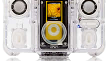 Focal's latest waterproof speaker cases play nice with newest iPod nanos