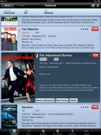 Verizon's FiOS on Demand app brings Flex View streaming to iPad, iPhone