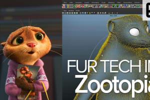 Fur Technology Makes Zootopia Bunnies Believable