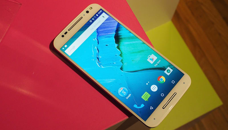 The Moto X Style Pure Edition hands-on