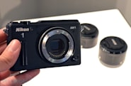 Nikon's AW1 is the world's first waterproof interchangeable-lens digital camera (hands-on)