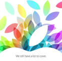 Apple holding satellite London event on October 22