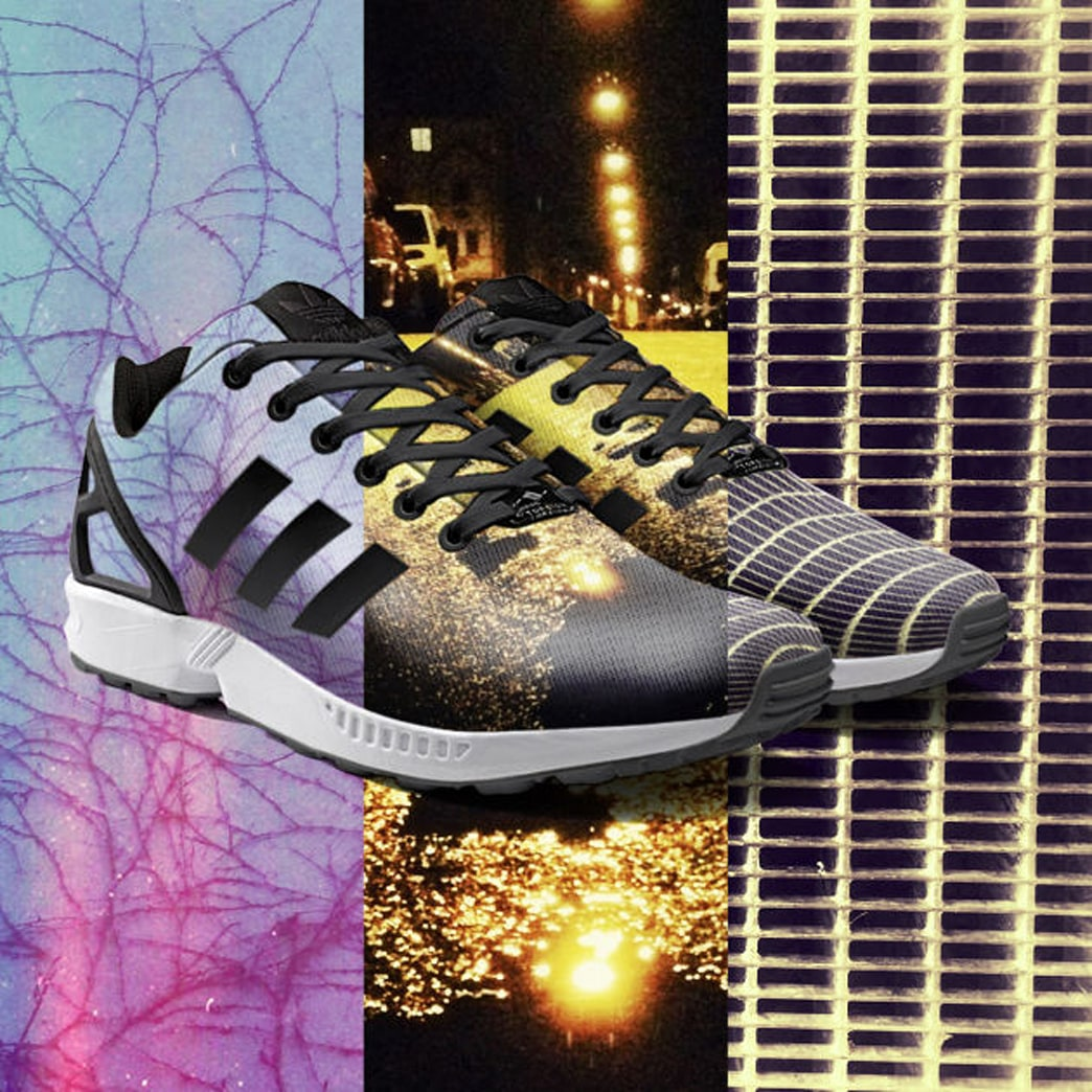You can print your Instagrams on Adidas sneakers this summer
