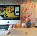 Flickr Find: Best workspace ever if you don't want to do any work