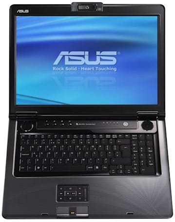 Montevina and Puma-based ASUS notebooks leak out