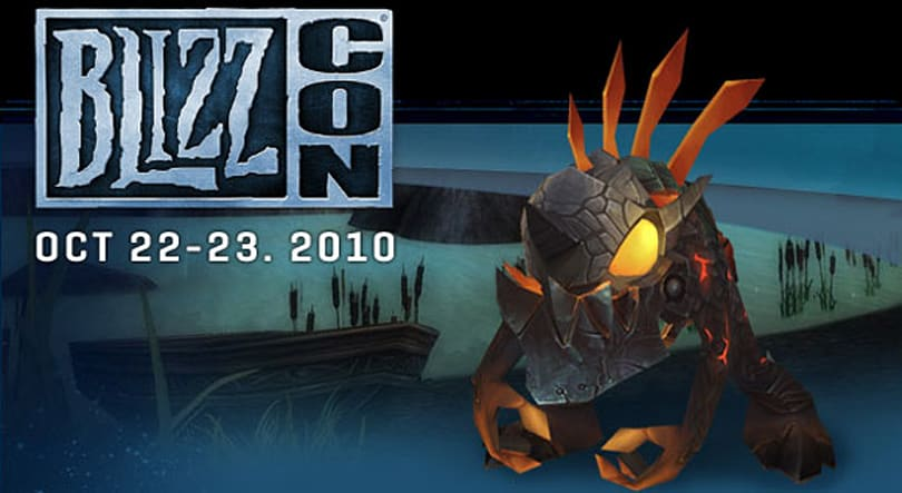 BlizzCon 2010 pets for DirecTV subscribers arrive
