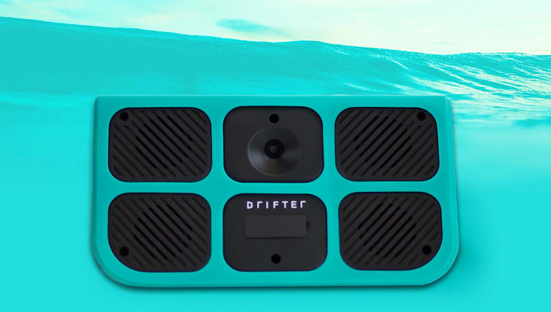Waterproof Bluetooth speaker blasts tunes without your phone