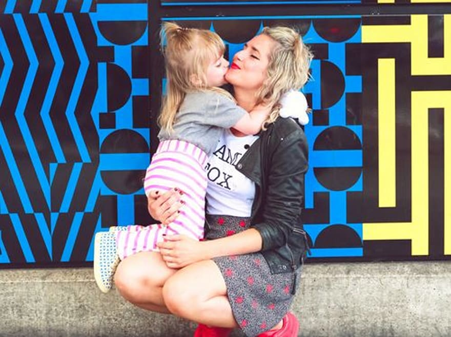 How A Toddler's Wise Words Helped Her Mum Come To Terms With Miscarriage