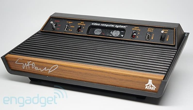 Engadget Giveaway: win an exclusive Atari 2600 with PC components!