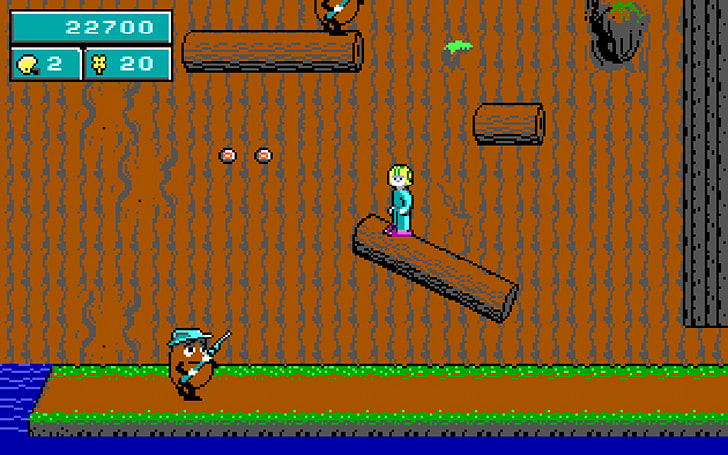 You can now tinker with the code of 'Commander Keen's' lost episode