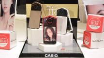 粉嫩無法擋,Casio EX-TR70 台灣上市 + 開發團隊訪談