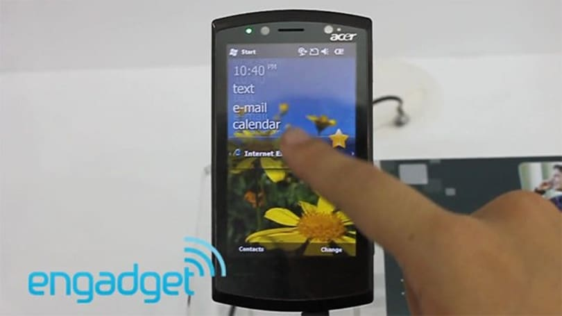Acer neoTouch S200 reviewed, not recommended