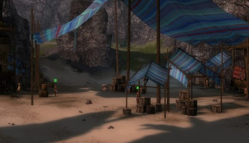 Embark Beach and Mercenary Heroes coming to Guild Wars