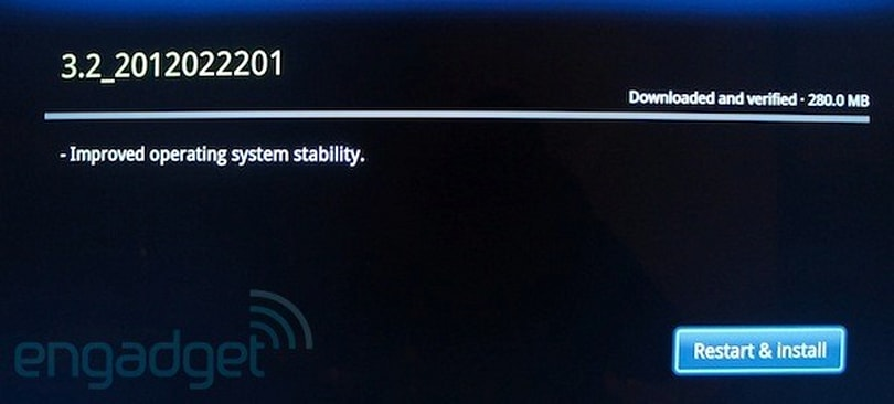 Sony Google TV update rolling out, if you want to root your time is now