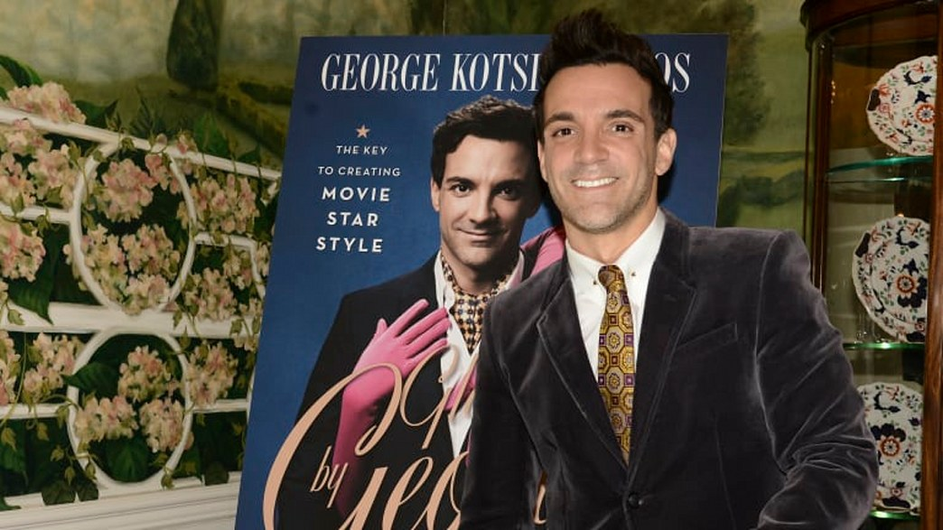 George Kotsiopoulos shares his tips for looking like a movie star