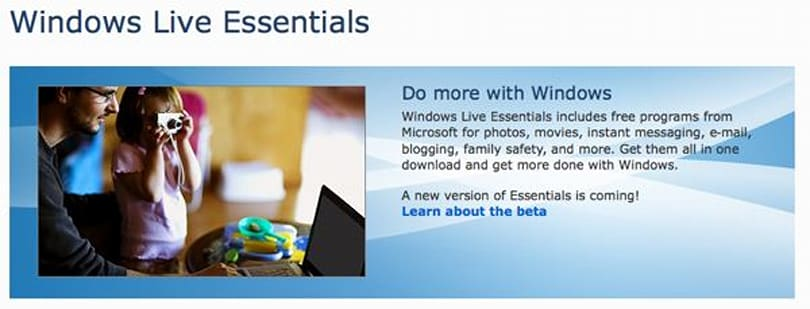 Windows Live Essentials 2011 gets another Beta release, Facebook and Flickr video integration