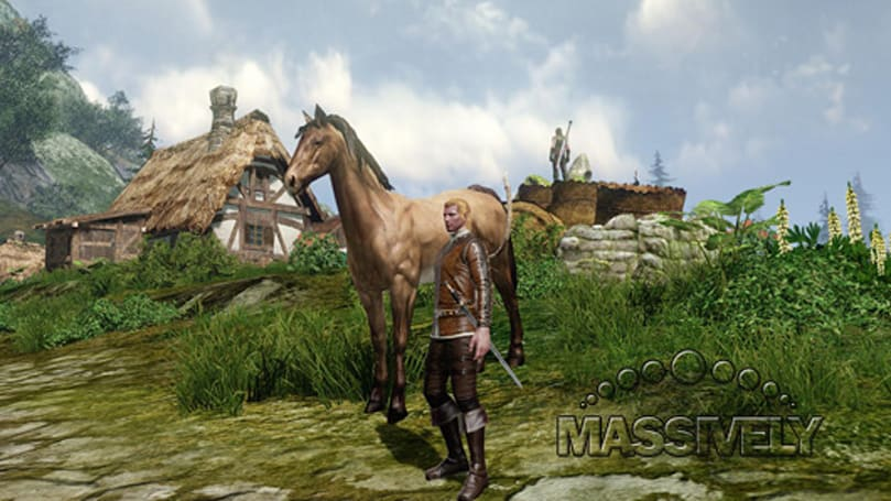 Massively's ArcheAge launch diary: Day two - Classes, skills, combat