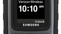 Samsung Convoy is a rugged push-to-talker for Verizon