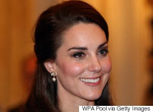 Kate Middleton Dazzles As She Celebrates Indian And British Talent