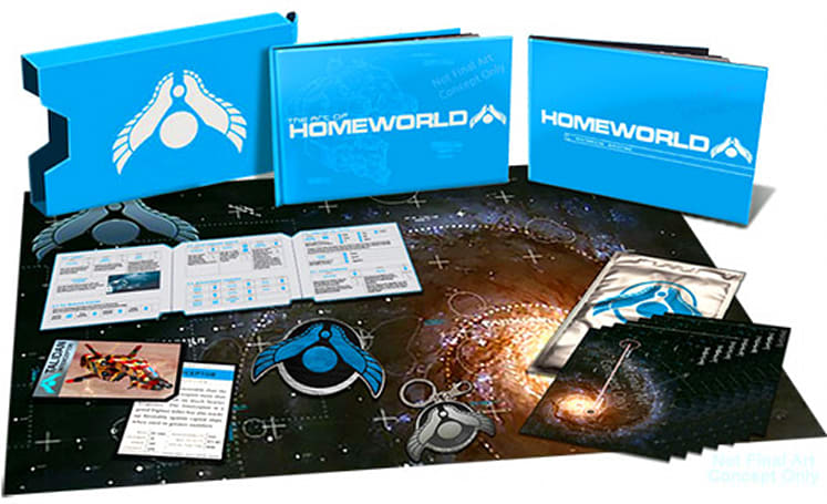 Gearbox polling Homeworld fans for Remastered Collection contents