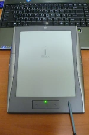 iRex Digital Reader 1000S gets the hands on treatment