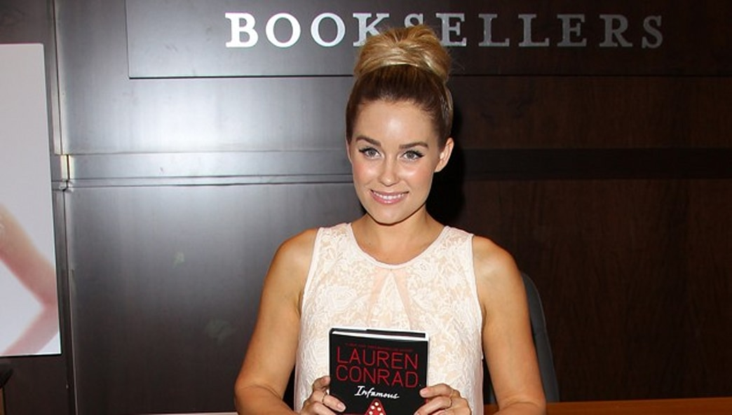 Look of the Week: Lauren Conrad's Ballerina Bun