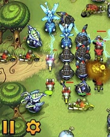 Fieldrunners and other great iPhone games for the holidays