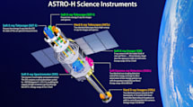Japan's X-ray satellite Astro-H will soon blast off to space