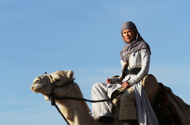 巨匠ヴェルナー・ヘルツォーク監督最新作にニコール・キッドマンが主演! イラク建国の立役者演じる『アラビアの女王 愛と宿命の日々』2017年1月公開