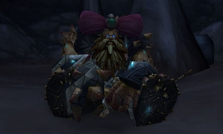 Did you miss in Pandaria?: BFFs with Huggalon