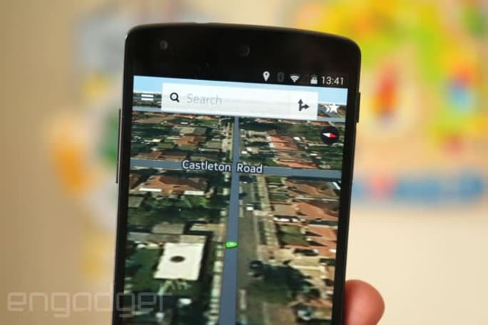 Facebook taps Nokia for its mapping know-how