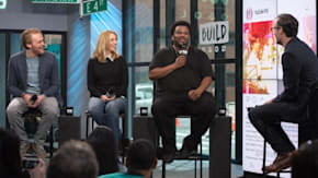 """Craig Robinson And Lisa Kudrow Talk About Being In A """"Friends"""" Episode Together"""