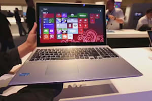 Sony Vaio T15 Hands-on