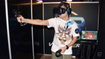 家裡沒空間不打緊,陽光網絡變身 VR 網吧讓你玩過夠