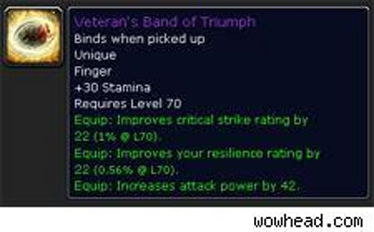 Wowhead adds rating conversions