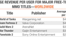 World of Tanks makes more per user than LoL, GW2, and everyone else
